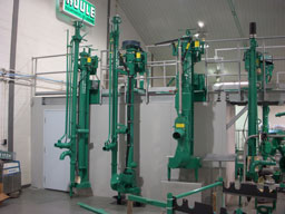 Manure Transfer Systems, Green Bedding | Komro Sales