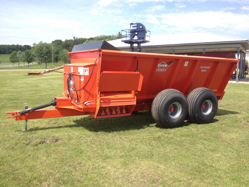Kuhn Knight 8124 Spreader - NEW