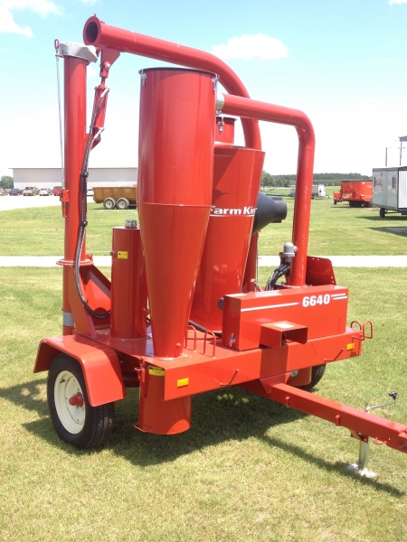 Farm King Grain Vac - NEW
