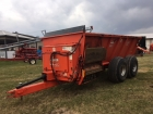 2010 Kuhn Knight 8124 ProTwin Slinger - USED