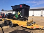 2018 Bazooka Farmstar Pump Trailer - NEW