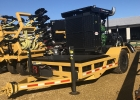 2019 Bazooka Farmstar Full Throttle Pump Trailer