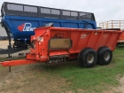 2015 Kuhn Knight 8124 Slinger Spreader