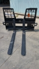 Walk Through Berlon Pallet Forks 48""