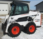 2014 Bobcat S510 Skid Steer - USED